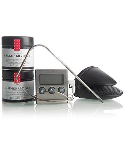 Apotekets termometersett med krydder 1sett