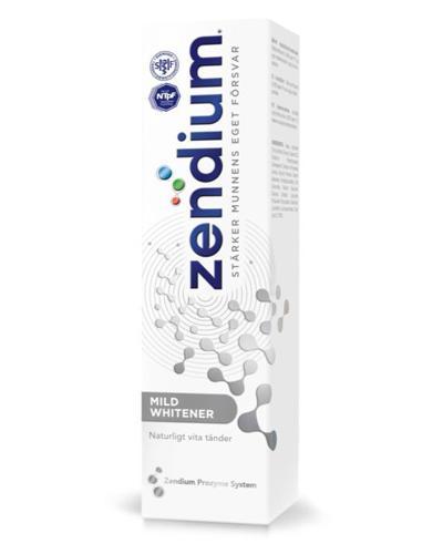 Zendium Mild Whitener tannkrem 75ml