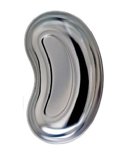 Pussbekken 25cm, stål 1stk