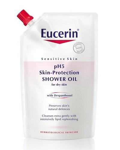 Eucerin pH5 shower oil refill 400ml