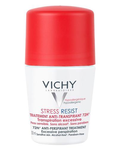 Vichy antiperspirant deodorant roll-on 72h 50ml