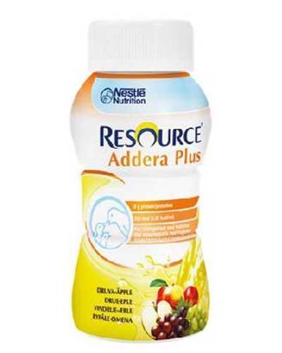 Resource Addera plus drue/eple 200ml