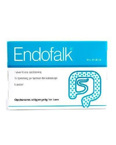 Endofalk pulver i doseposer 6stk