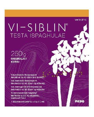 Vi-Siblin 610 mg/g granulat 250g