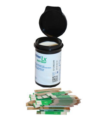 Glucomen LX sensor 50stk