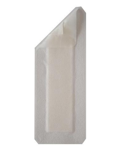 Mepore selvheftende kompress 9x25cm 30stk
