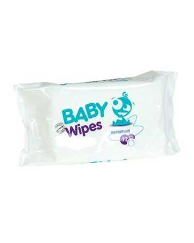 Dermica Baby wipes våtservietter 72stk