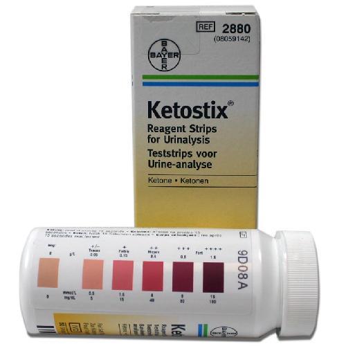 Ketostix 2880 50stk