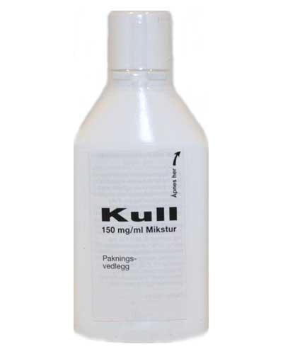 Kull 150mg/ml mikstur 100ml