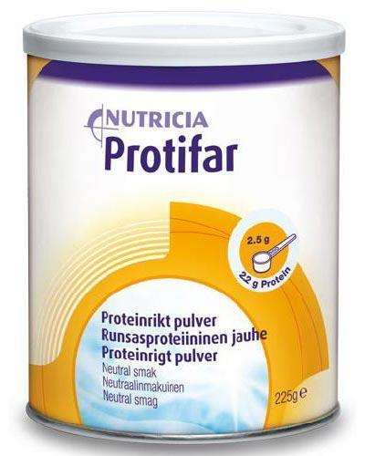 Protifar proteinrikt pulver 225g
