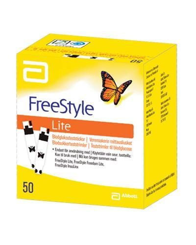 FreeStyle Lite Teststrimmel 50stk