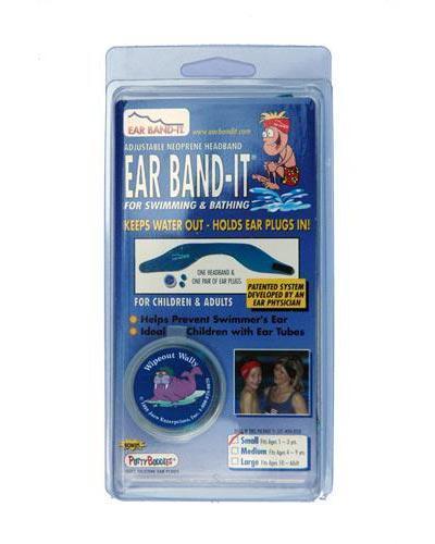 Ear Band-It ass farger str L 1stk