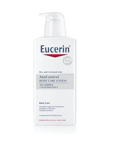 Eucerin atocontrol body care lotion 400ml