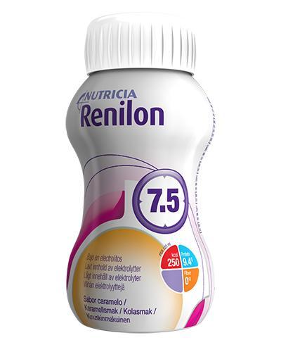 Renilon 7,5 næringsdrikk karamell 4x125ml
