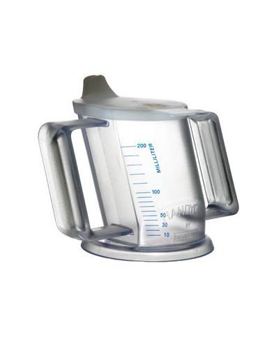 Swereco kopp med to håndtak og lokk 1stk