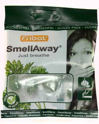 Fribol Smellaway sukkerfrie drops 30g