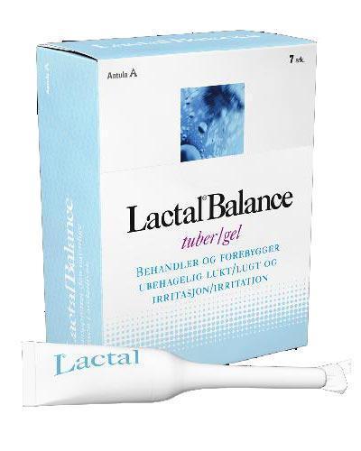 Lactal balance gel 7x5ml