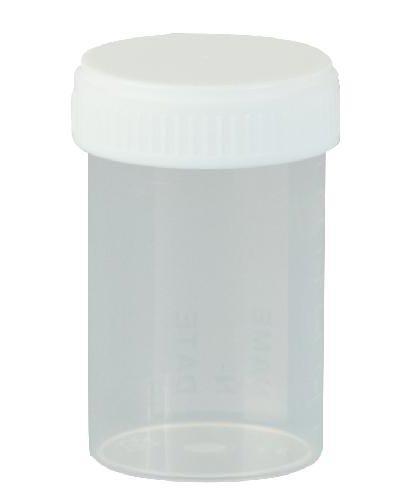 Urinprøveglass 60ml 1stk