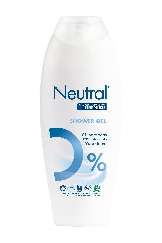 Neutral shower gel 250ml
