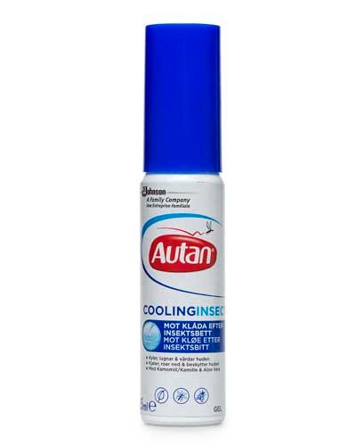 Autan cooling insect gel 25ml