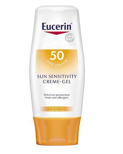 Eucerin Sun Sensitivity solkrem SPF50 150ml