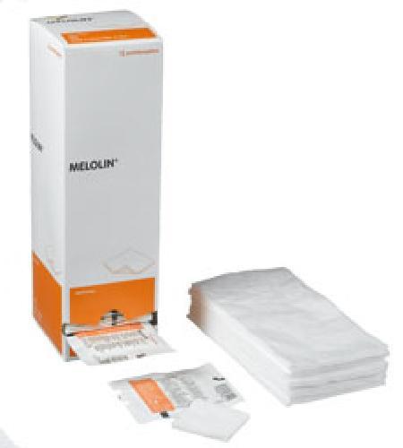 Melolin 5x5cm steril 100stk