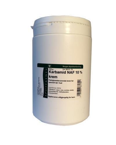 Karbamid NAF 10% krem 900g