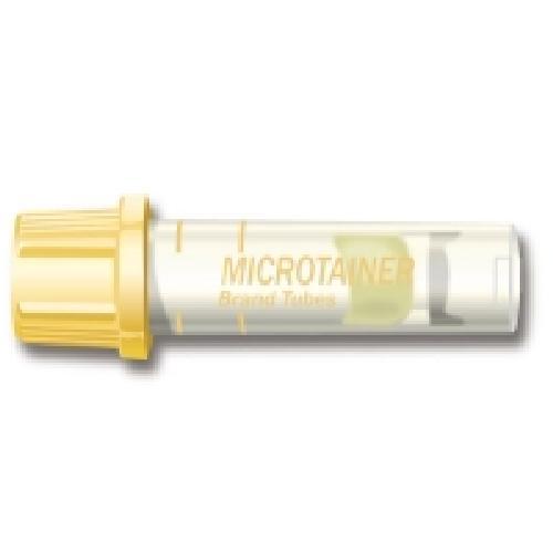 BD Microtainer Microgard SST 50stk