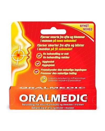 Oralmedic 2stk