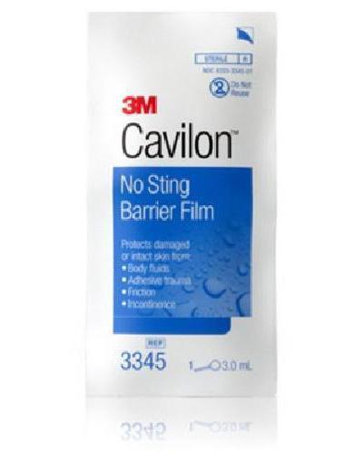 Cavilon no sting barrierefilm skumapplikator 3ml 25stk