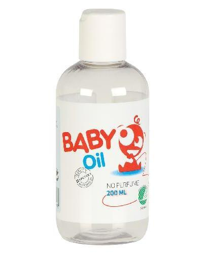 Dermica Baby oil hudolje 200ml