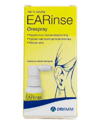 EARinse ørespray 30ml