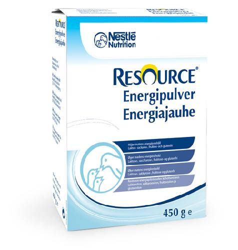 Resource Energipulver 450g