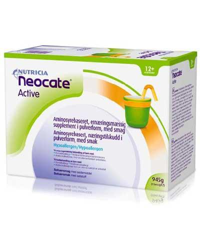 Neocate Active pulver solbær 15x63g