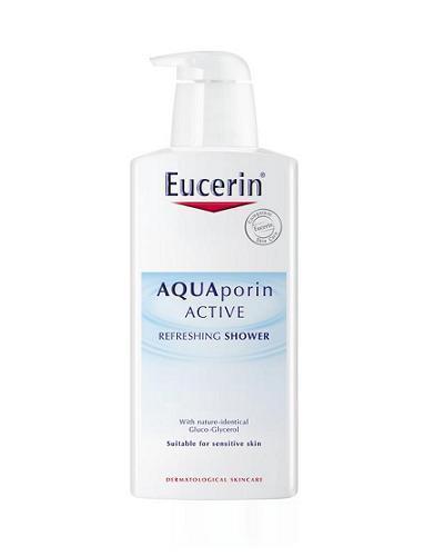 Eucerin aquaporin shower gel 400ml