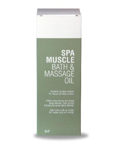 Spa muscle bath & massage oil 150ml