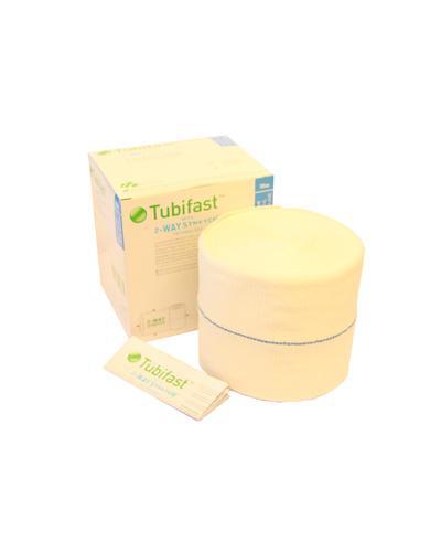 Tubifast 7,5cmx10m blå 1stk