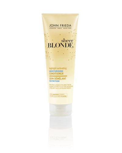 John Frieda Sheer Blonde moisturising balsam 250ml