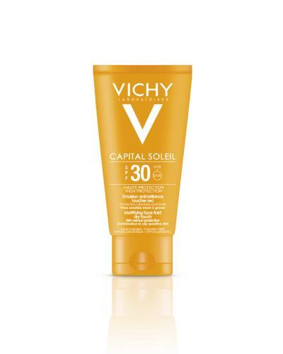 Vichy Capital Soleil solkrem dry touch SPF30 50ml