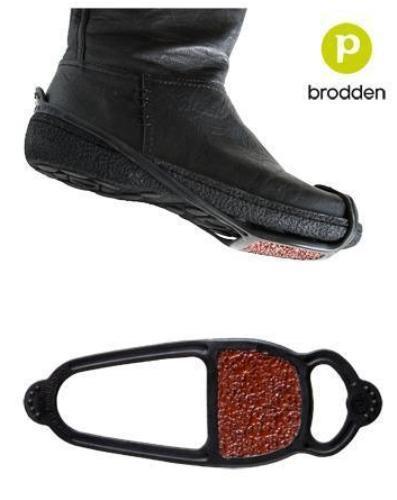 P-brodden City str L isbrodder 1par