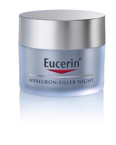 Eucerin Hyaluron-Filler nattkrem 50ml