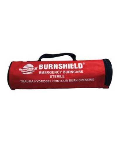 Burnshiels brannteppe bomull 100x100cm 1stk