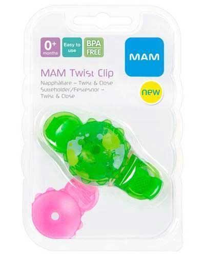 MAM Twist Clip festesnor 1stk