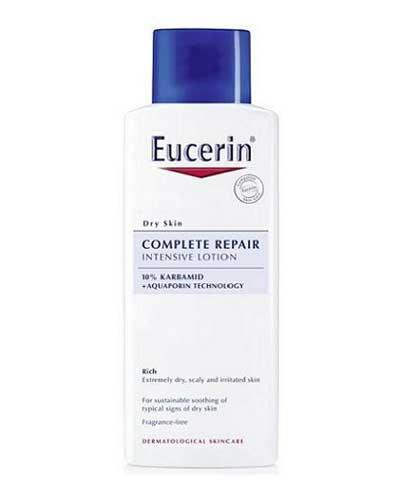 Eucerin Dry Skin complete repair lotion 250ml