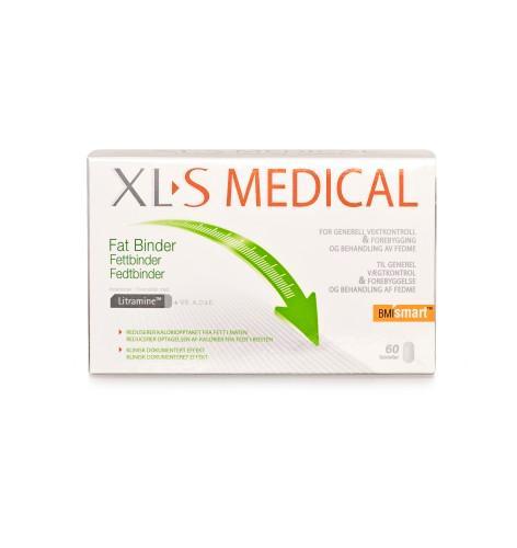 XL-S Medical fettbinder tabletter 60stk