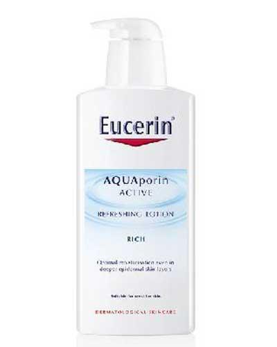 Eucerin Aquaporin body lotion rich 400ml
