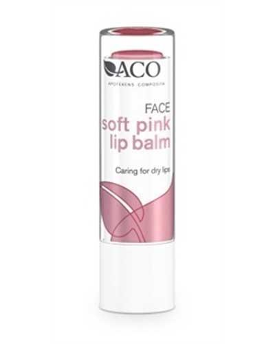 Aco leppepomade rosa stift 5ml