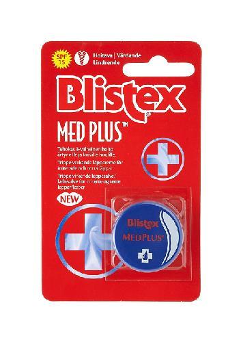 Blistex medplus lip balm 7g
