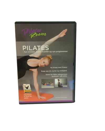 Pilates room pilates dvd 1stk