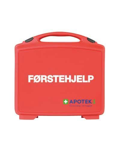 Førstehjelpskoffert Apotek1 1stk